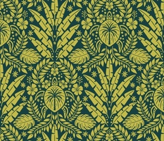 Hawaiian Damask