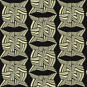 Skewed Strips on Stripes
