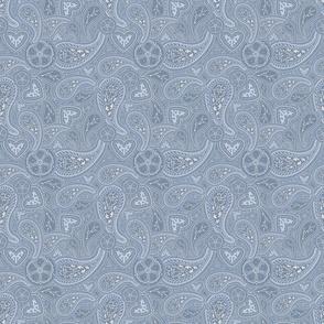 Paisley Cool Gray