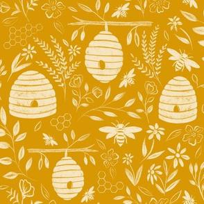 bee_hive_yellow
