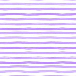 Purple watercolor stripes