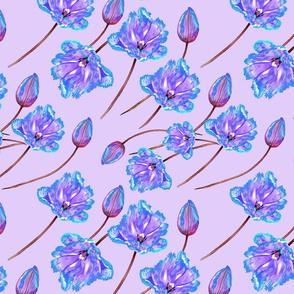 Tulip floral