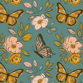 butterfly_flower_pattern_3000