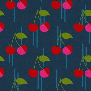 Cherry love - retro