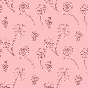 Cutting Garden In Rose