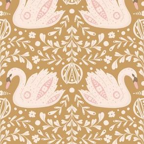 Fancy Swans