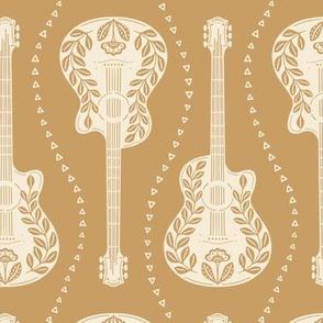 Guitars Gold