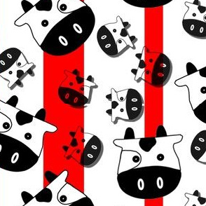 Medium Bouncing Ox (Red)