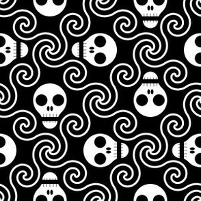 01111105 : skulls of the deep