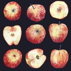 Apples Dark Small