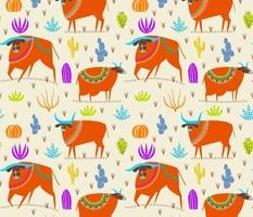 Zodiac Oxen_Spoonflower Year of Ox Challenge-01