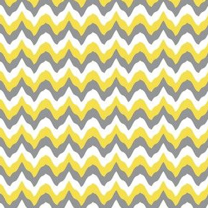 zigzag wave - pantone 2021