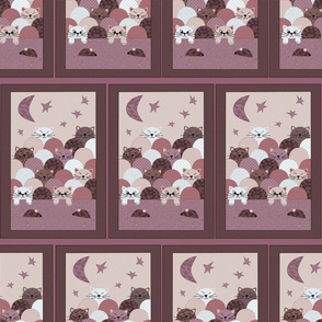 cats patchwork