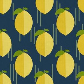 lemon and sticks ( dark)