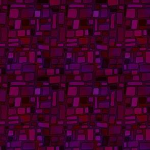Maroon Mosaic