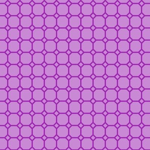 two-tone geometric pattern 25 in purples