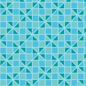 Four-Tone Pinwheels
