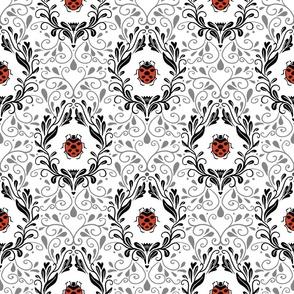Damask Ladybug