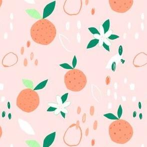 Orange Ya Glad?  pink