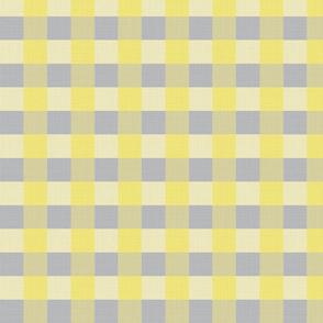 Gingham Pantone Linen