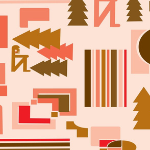 pines and shapes 2