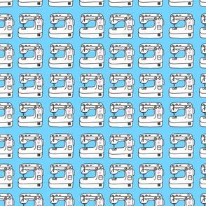 Sewing Machine (blue)