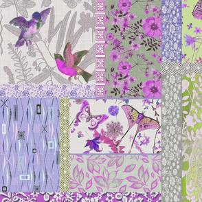 patchwork garden dc pinks