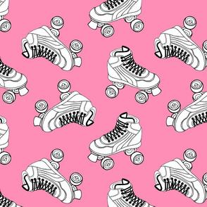 Roller Skates (pink)