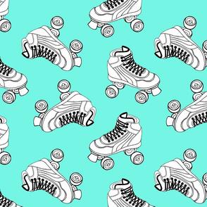 Roller Skates (mint)
