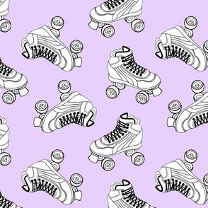 Roller Skates (lilac)