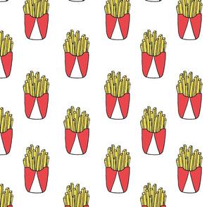 Fries (white)