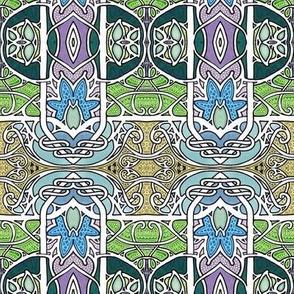 With a Celtic Nouveau Twist