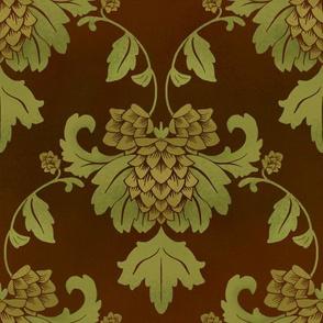 hops damask porter