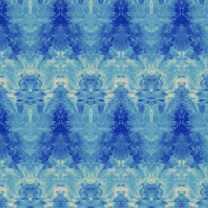 Abstract blue 2