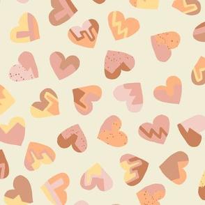 Jigsaw Hearts