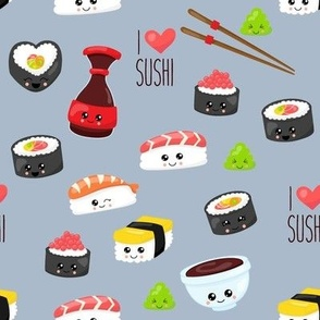 I Heart Sushi