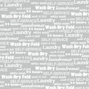 Laundry words
