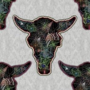 Bison Web Head - 01-Textures