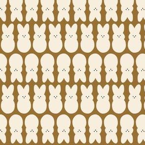 Bunnies in caramel-3.5x3.8