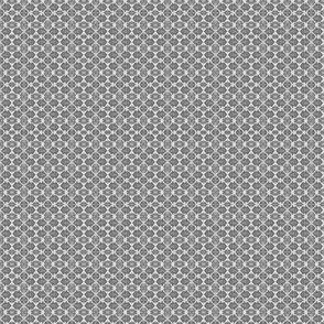 Gray damask