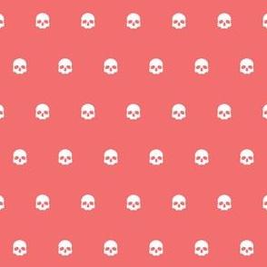 Red Skull Polkadots