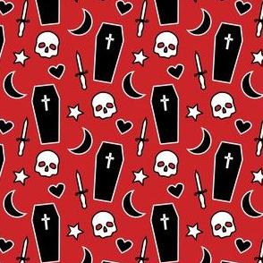 Pop Goth Red
