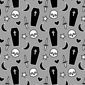 Pop Goth Grey