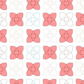 Atom - in pink