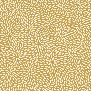 Organic Seeds on Golden / Medium