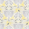 Ganesha_damask_pastel_yellow_and_gray