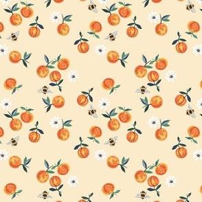 Orange you Bee-Sy?