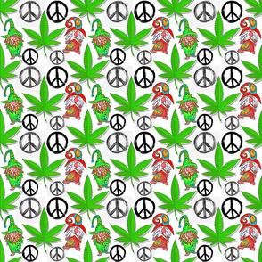 Peace And Pot Gnomes