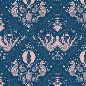 sealife_double_damask_sailor_large_scale