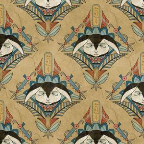 Tut-An-Cottontail © Julee Wood